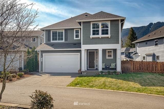 1041 SE 11th Street, North Bend, WA 98045 (#1747929) :: Better Properties Real Estate