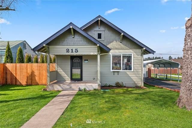215 Main Street S, McCleary, WA 98557 (#1747943) :: Pacific Partners @ Greene Realty