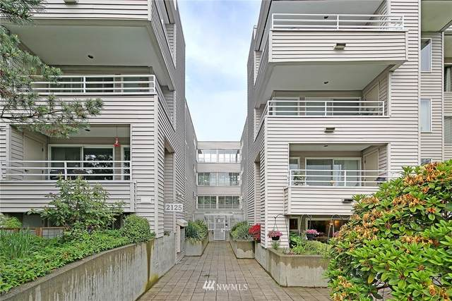 2125 California Avenue SW #103, Seattle, WA 98116 (#1748020) :: Urban Seattle Broker
