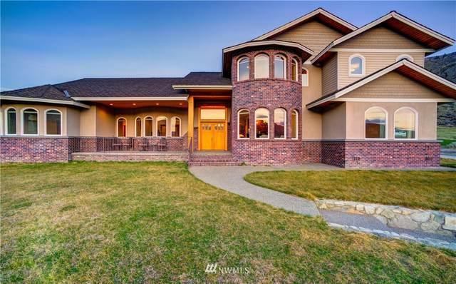 112 Mcneil Canyon Road, Orondo, WA 98843 (MLS #1748071) :: Brantley Christianson Real Estate