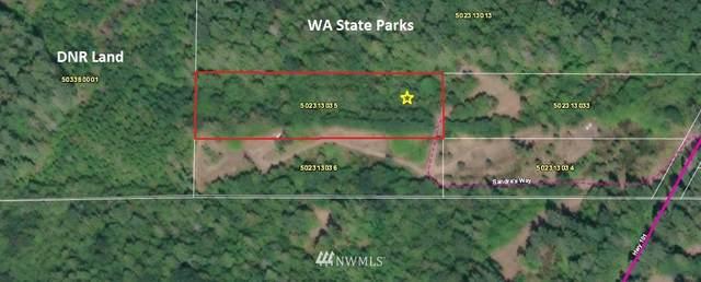 999 Sandra's Way, Brinnon, WA 98320 (#1748099) :: Lucas Pinto Real Estate Group