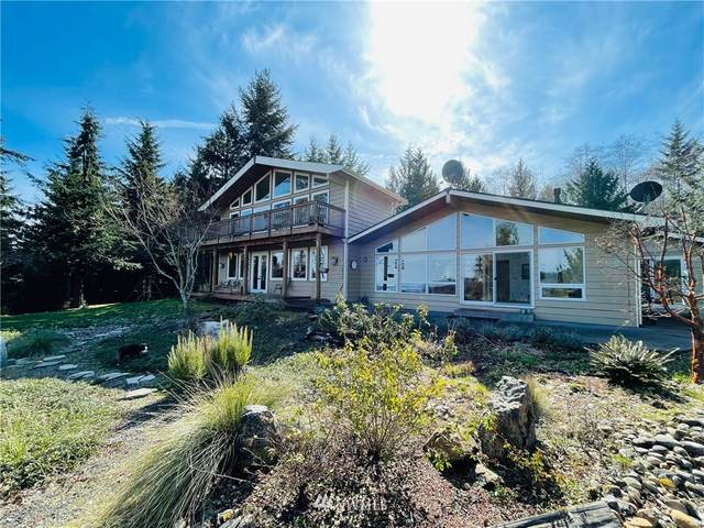 90 N Hamma Vista Place, Lilliwaup, WA 98555 (#1748111) :: NW Home Experts