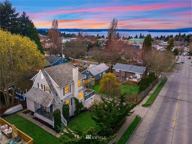 4007 SW Morgan Street, Seattle, WA 98136 (MLS #1748118) :: Brantley Christianson Real Estate