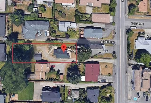 11503 84th Avenue S, Seattle, WA 98178 (MLS #1748168) :: Brantley Christianson Real Estate