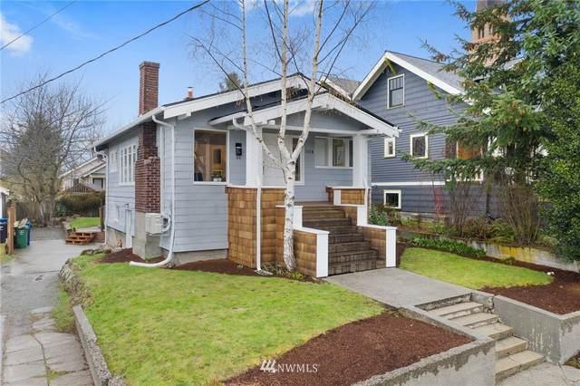 108 NW 79th Street, Seattle, WA 98117 (#1748261) :: Urban Seattle Broker