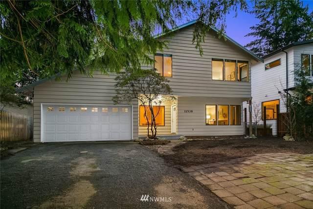 11539 22nd Avenue NE, Seattle, WA 98125 (#1748541) :: M4 Real Estate Group