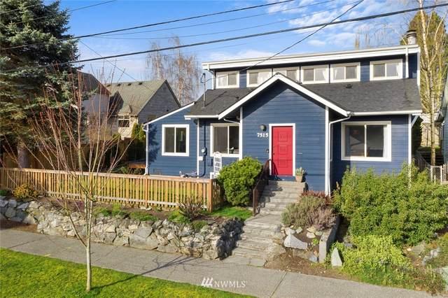 7515 18th Avenue NW, Seattle, WA 98117 (#1748592) :: NextHome South Sound