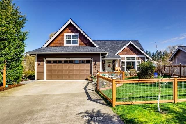 4606 Elmwood Drive, Blaine, WA 98230 (#1748596) :: Ben Kinney Real Estate Team