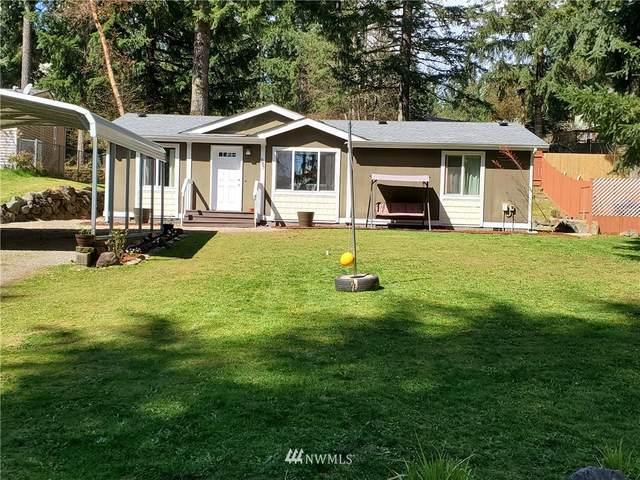 1061 NE Larson Lake Road, Belfair, WA 98528 (#1748642) :: Northwest Home Team Realty, LLC