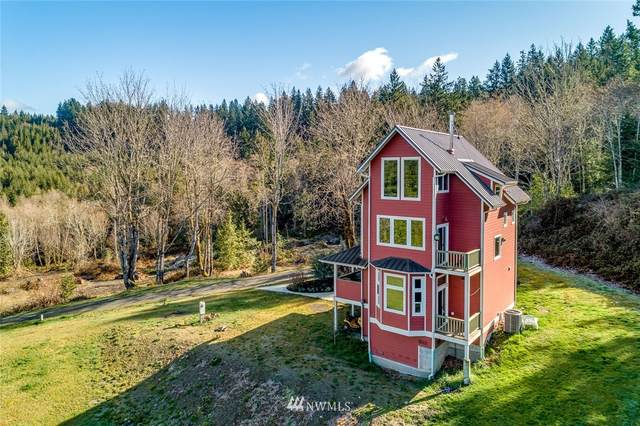 662 Cascara Drive, Quilcene, WA 98376 (#1748697) :: Keller Williams Realty