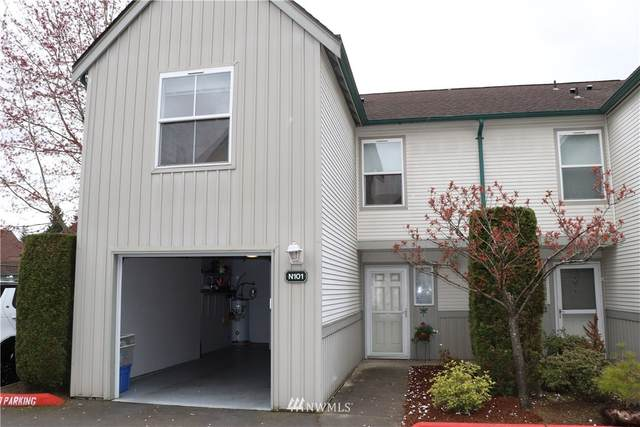 6613 S 239th Street N101, Kent, WA 98032 (#1748727) :: Engel & Völkers Federal Way