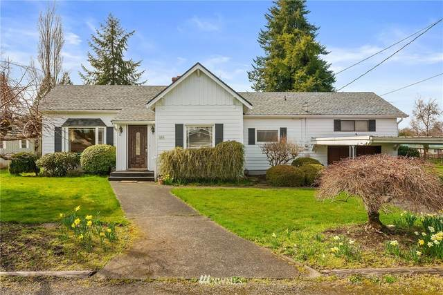 940 Cole Avenue, Raymond, WA 98577 (#1748749) :: M4 Real Estate Group