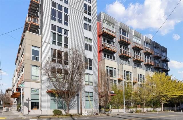 401 9th Avenue N #205, Seattle, WA 98109 (#1748750) :: Northwest Home Team Realty, LLC