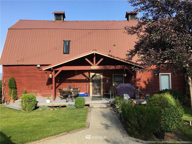 117 Swanson Mill Road, Oroville, WA 98844 (#1748790) :: M4 Real Estate Group