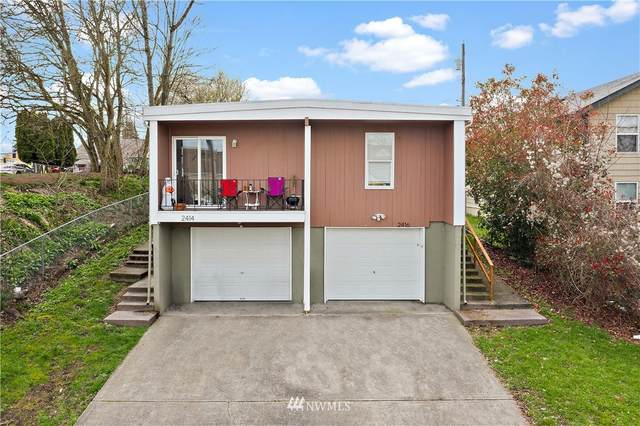 2414 S I Street, Tacoma, WA 98405 (#1748800) :: Better Properties Real Estate