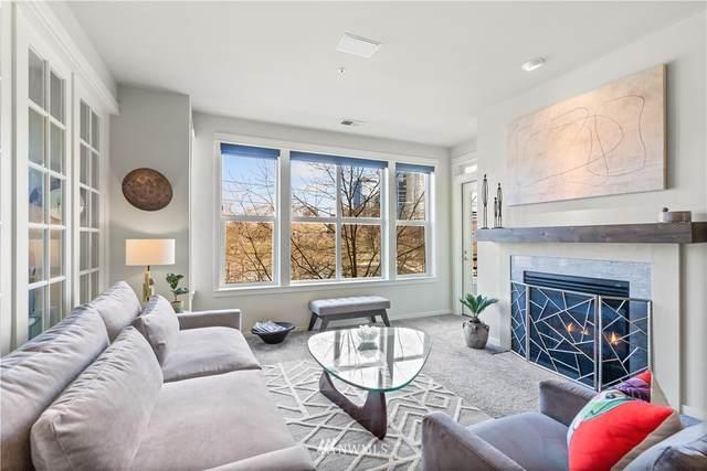 10045 NE 1st Street #423, Bellevue, WA 98004 (#1748857) :: McAuley Homes