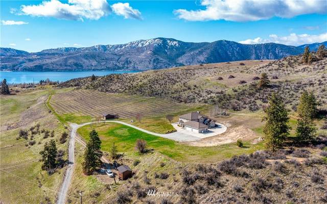 955 Klate Road, Manson, WA 98831 (MLS #1748973) :: Nick McLean Real Estate Group