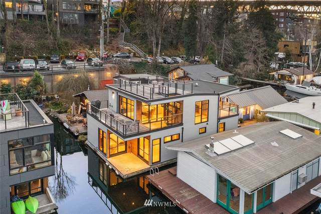 3146 Portage Bay E G, Seattle, WA 98102 (#1748978) :: Provost Team | Coldwell Banker Walla Walla