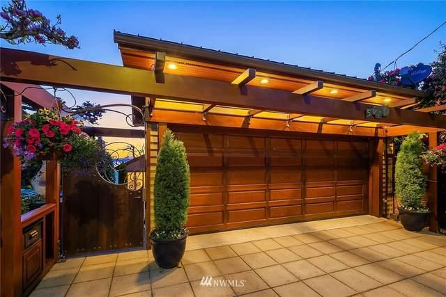 5923 Beach Drive SW, Seattle, WA 98136 (#1749004) :: Provost Team | Coldwell Banker Walla Walla