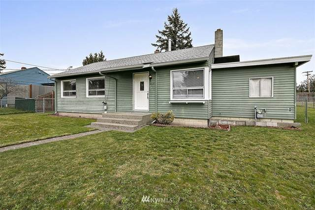 403 163rd Street S, Spanaway, WA 98387 (#1749041) :: Icon Real Estate Group