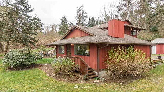 6433 SW Luana Beach Road, Vashon, WA 98070 (MLS #1749070) :: Brantley Christianson Real Estate