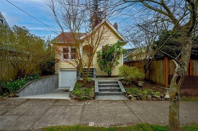 511 NW 67th Street, Seattle, WA 98117 (#1749087) :: Urban Seattle Broker