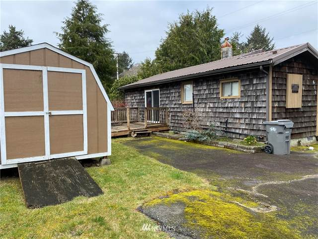600 Veterans Avenue, Westport, WA 98595 (#1749202) :: NW Home Experts