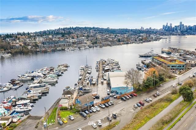 2309 N Northlake Way #5, Seattle, WA 98103 (#1749230) :: Northwest Home Team Realty, LLC