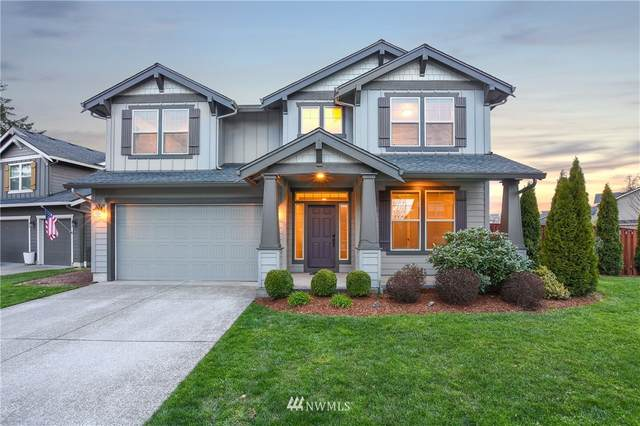 2540 NE Verbena Circle, Camas, WA 98607 (#1749252) :: Costello Team