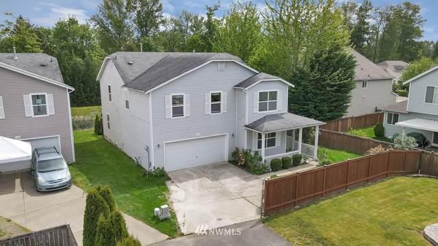 14711 81st Avenue Ct E, Puyallup, WA 98375 (#1749259) :: Icon Real Estate Group