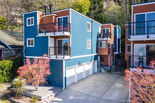 4114 58th Place SW #4, Seattle, WA 98116 (#1749267) :: M4 Real Estate Group