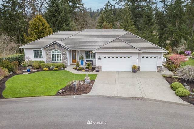 8170 Pristine Beach Lane SE, Port Orchard, WA 98367 (#1749391) :: Costello Team