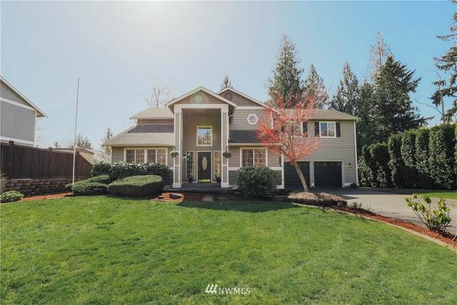 25201 Kanasket Drive, Black Diamond, WA 98010 (MLS #1749442) :: Brantley Christianson Real Estate
