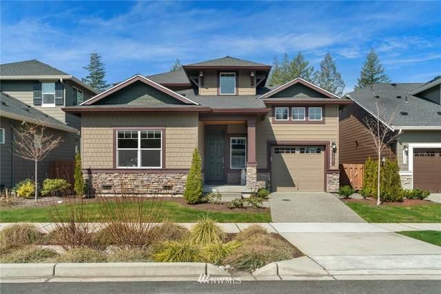 1281 Haystack Avenue SE, North Bend, WA 98045 (#1749452) :: Urban Seattle Broker