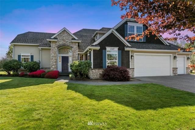 6407 119th Avenue E, Puyallup, WA 98372 (#1749454) :: Icon Real Estate Group