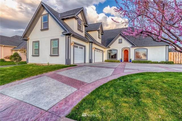 210 Thunder Ridge Road, Walla Walla, WA 99362 (#1749496) :: Ben Kinney Real Estate Team