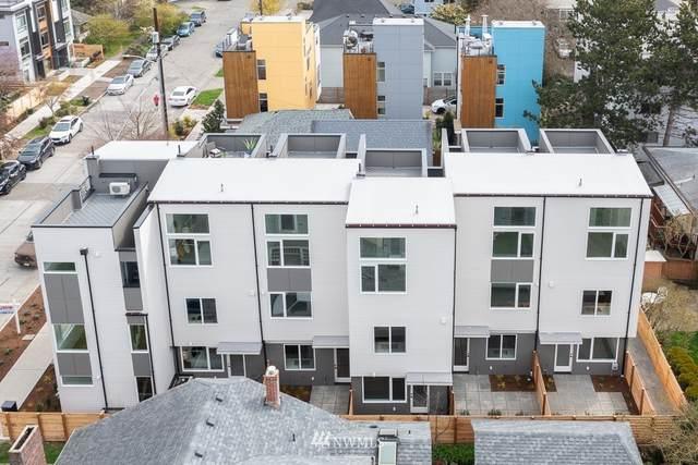 2437 NW 60th Street C, Seattle, WA 98107 (#1749505) :: Ben Kinney Real Estate Team