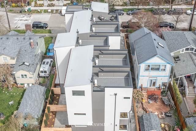 2437 NW 60th Street F, Seattle, WA 98107 (#1749522) :: Ben Kinney Real Estate Team