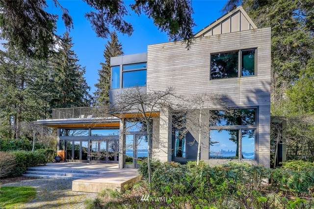 7268 Madrona Drive NE, Bainbridge Island, WA 98110 (MLS #1749526) :: Community Real Estate Group