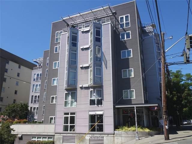 103 Bellevue Avenue E #403, Seattle, WA 98102 (#1749533) :: Icon Real Estate Group