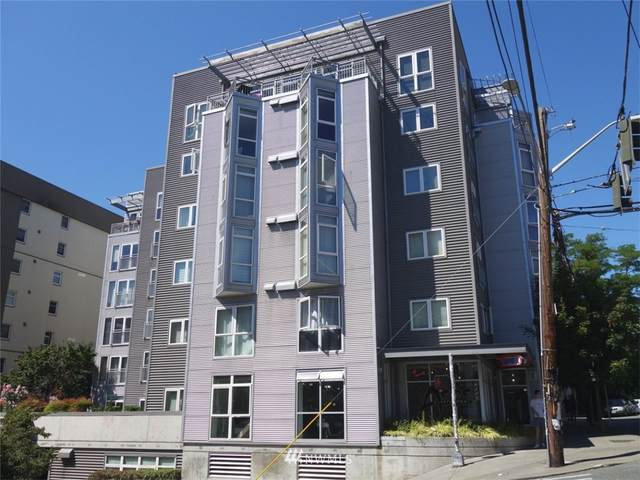 103 Bellevue Avenue E #403, Seattle, WA 98102 (#1749533) :: Northwest Home Team Realty, LLC
