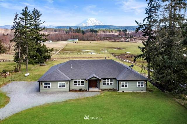 23412 188th Street E, Orting, WA 98360 (#1749620) :: Icon Real Estate Group