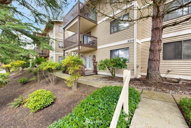 404 10th Street D102, Kirkland, WA 98033 (#1749731) :: Urban Seattle Broker