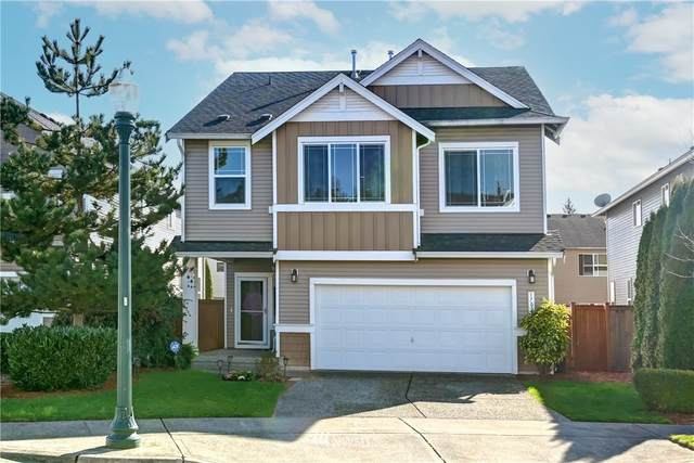 17021 SE 262nd Street, Covington, WA 98042 (#1749748) :: Shook Home Group
