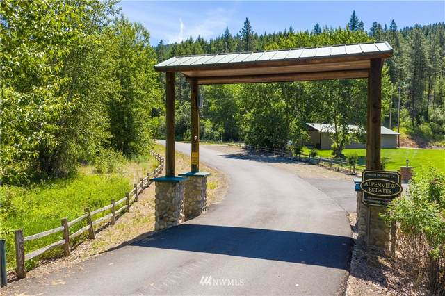 11640 Alpenview Dr, Leavenworth, WA 98826 (#1749879) :: M4 Real Estate Group
