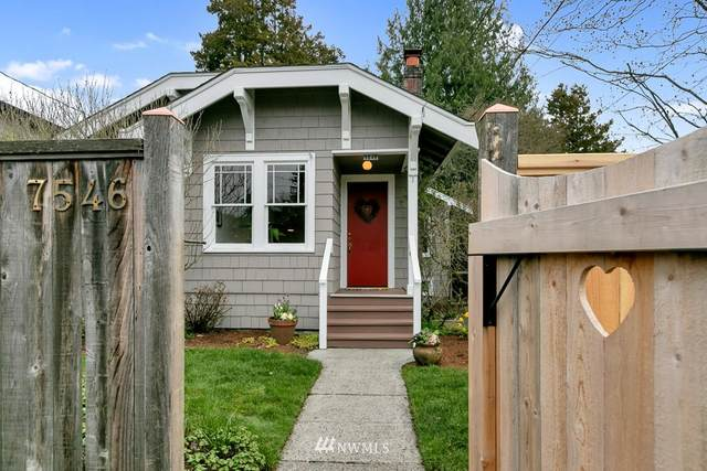 7546 17th Avenue NW, Seattle, WA 98117 (#1749899) :: M4 Real Estate Group