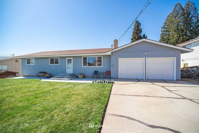 518 N Minor Ave, East Wenatchee, WA 98802 (#1749915) :: Ben Kinney Real Estate Team