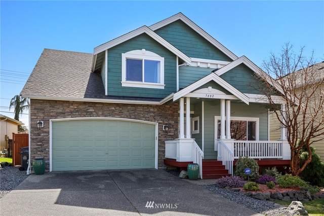 7802 64th Place NE, Marysville, WA 98270 (#1750079) :: Better Properties Real Estate