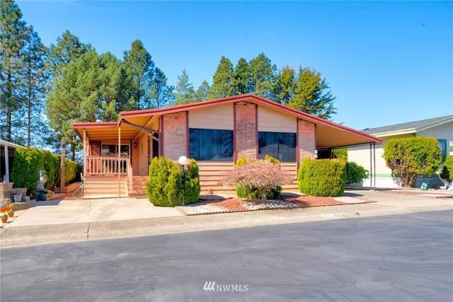 11436 SE 208th Street #65, Kent, WA 98031 (#1750259) :: M4 Real Estate Group