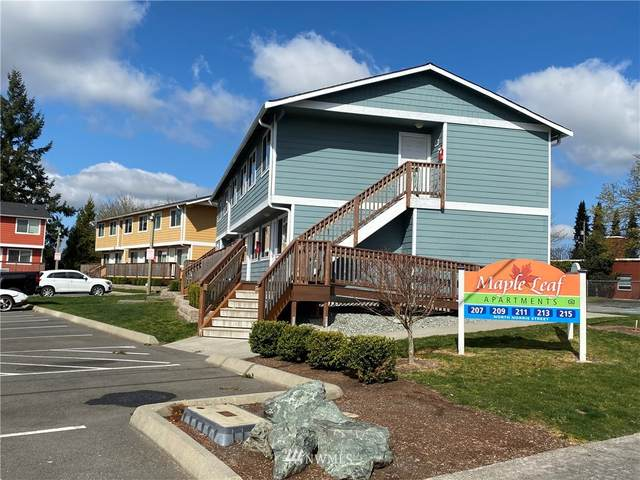 207 N Norris Street, Burlington, WA 98233 (#1750297) :: Ben Kinney Real Estate Team